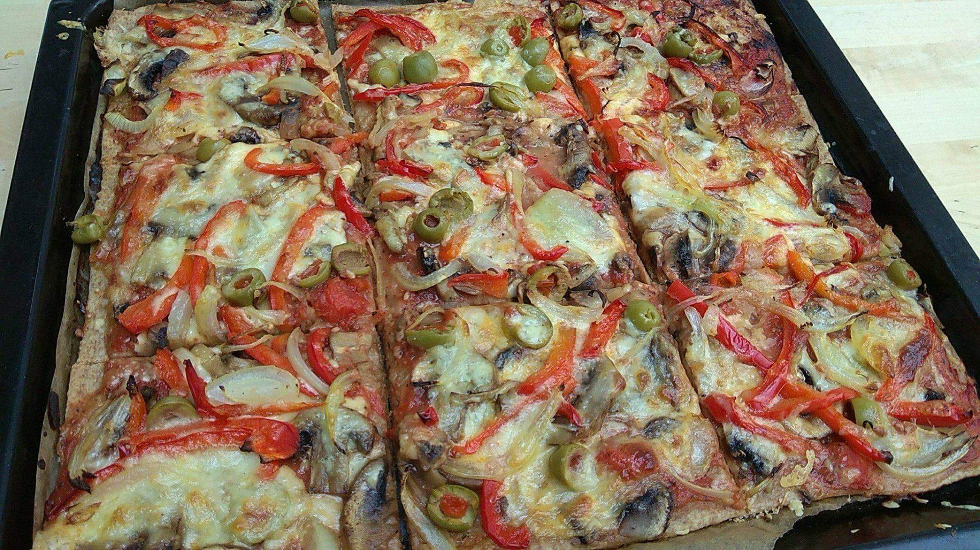 Jak we włoskiej pizzerii