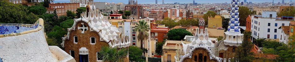 Śladami Gaudiego