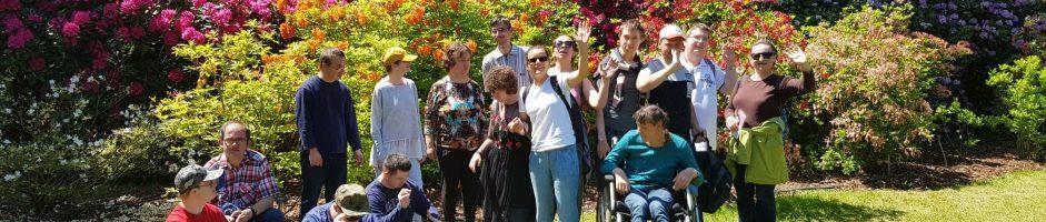 Co kwitnie w Ogrodzie Botanicznym PAN?